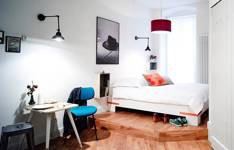 gorki apartments berlin luxury hotels travelplusstyle. Black Bedroom Furniture Sets. Home Design Ideas