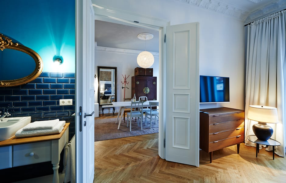 Gorki Apartments, Berlin. Photo © Harry Weber
