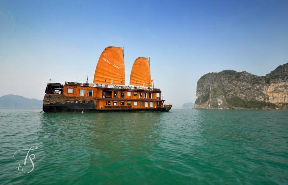 Best Of Halong Bay In Vietnam 171 Luxury Hotels Travelplusstyle