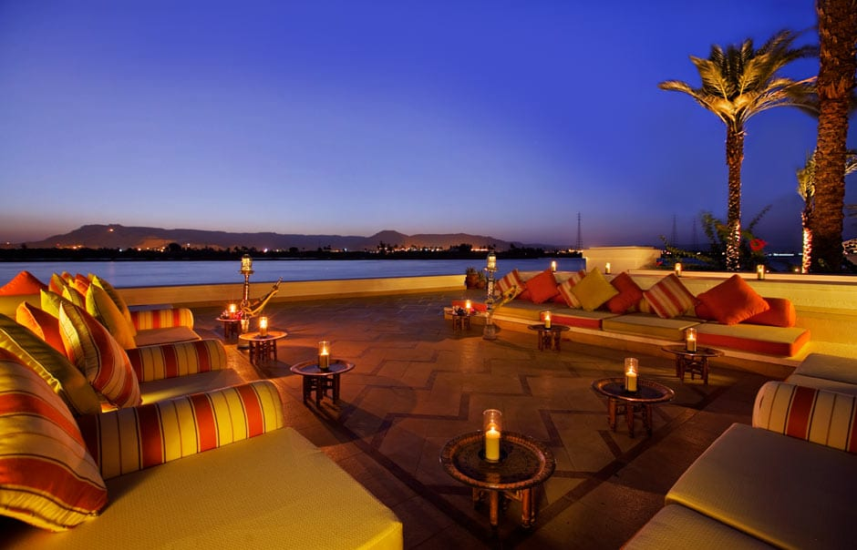 Hilton Luxor Resort & Spa Diwan - Evening