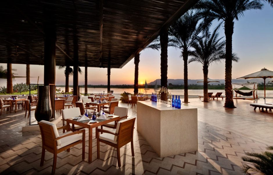 Hilton Luxor Resort & Spa Olives Restaurant ©  Hilton Hotels & Resorts