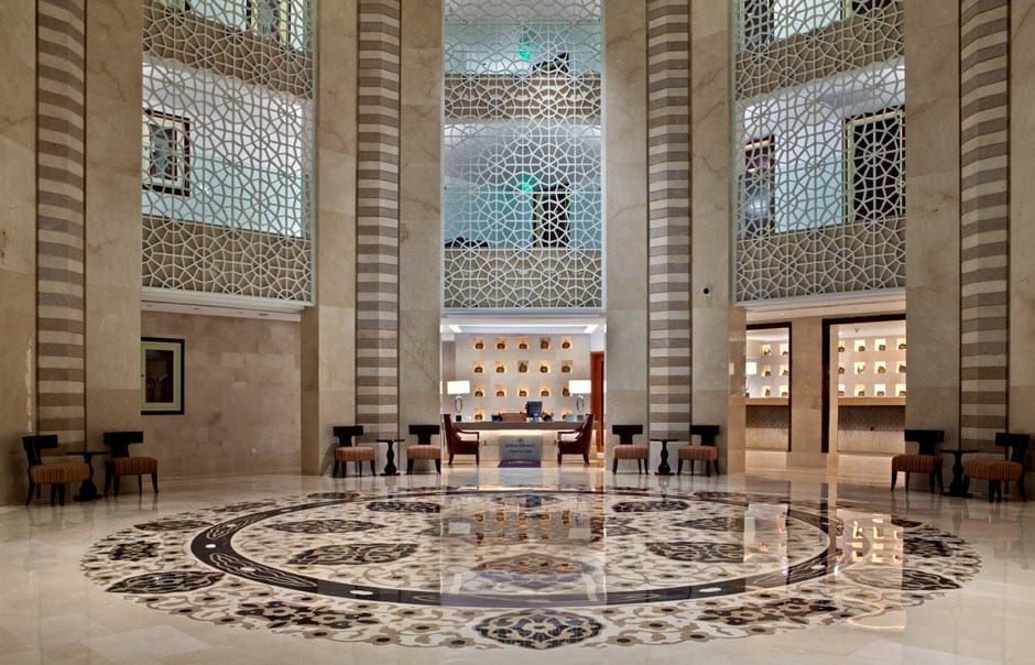 Lobby ©  Hilton Hotels & Resorts