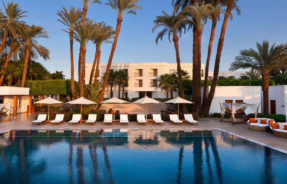 Hilton Luxor Resort & Spa - Spa Pool ©  Hilton Hotels & Resorts