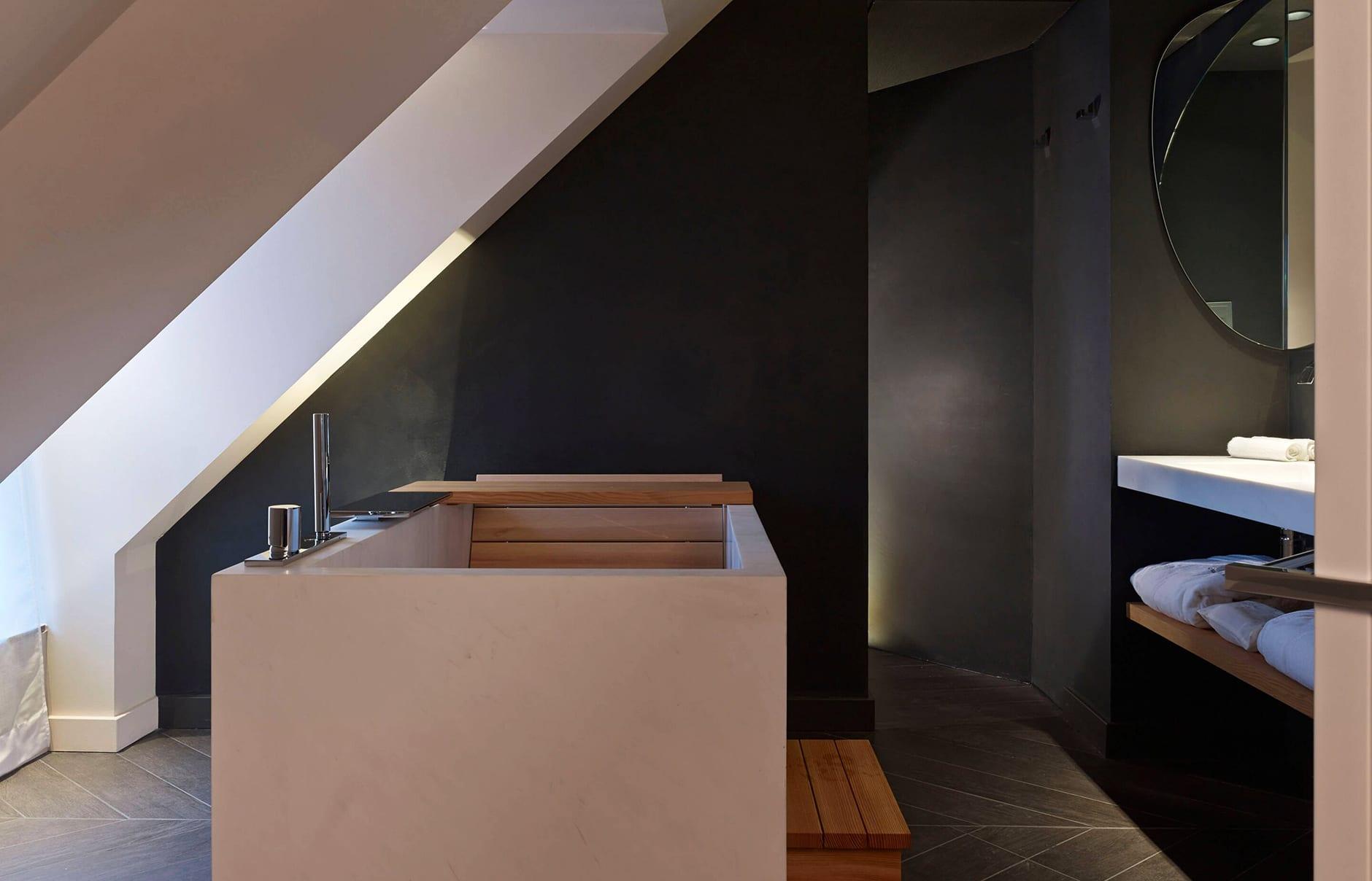 Hotel de Nell, Paris, France. Hotel Review by TravelPlusStyle. Photo © Hôtel de Nell