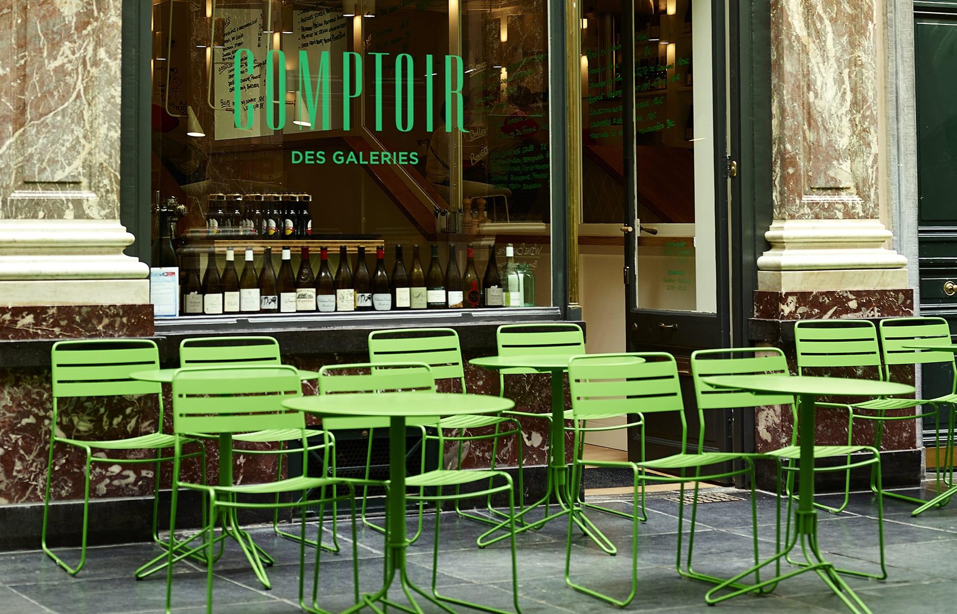 Hôtel des Galeries, Brussels, Belgium. © Hôtel des Galeries