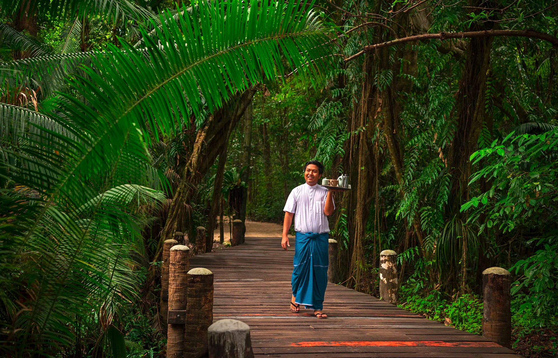 Wa Ale Island Resort, Myeik Archipelago, Myanmar. © Wa Ale Island Resort