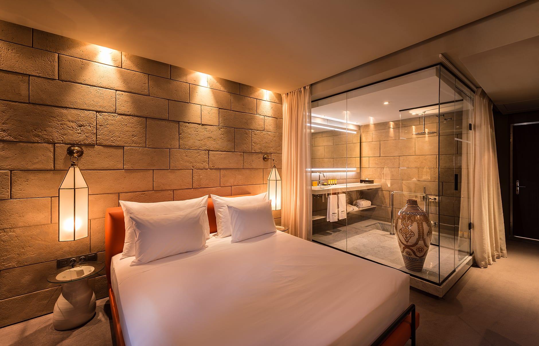 hotel sahrai fez luxury hotels travelplusstyle. Black Bedroom Furniture Sets. Home Design Ideas