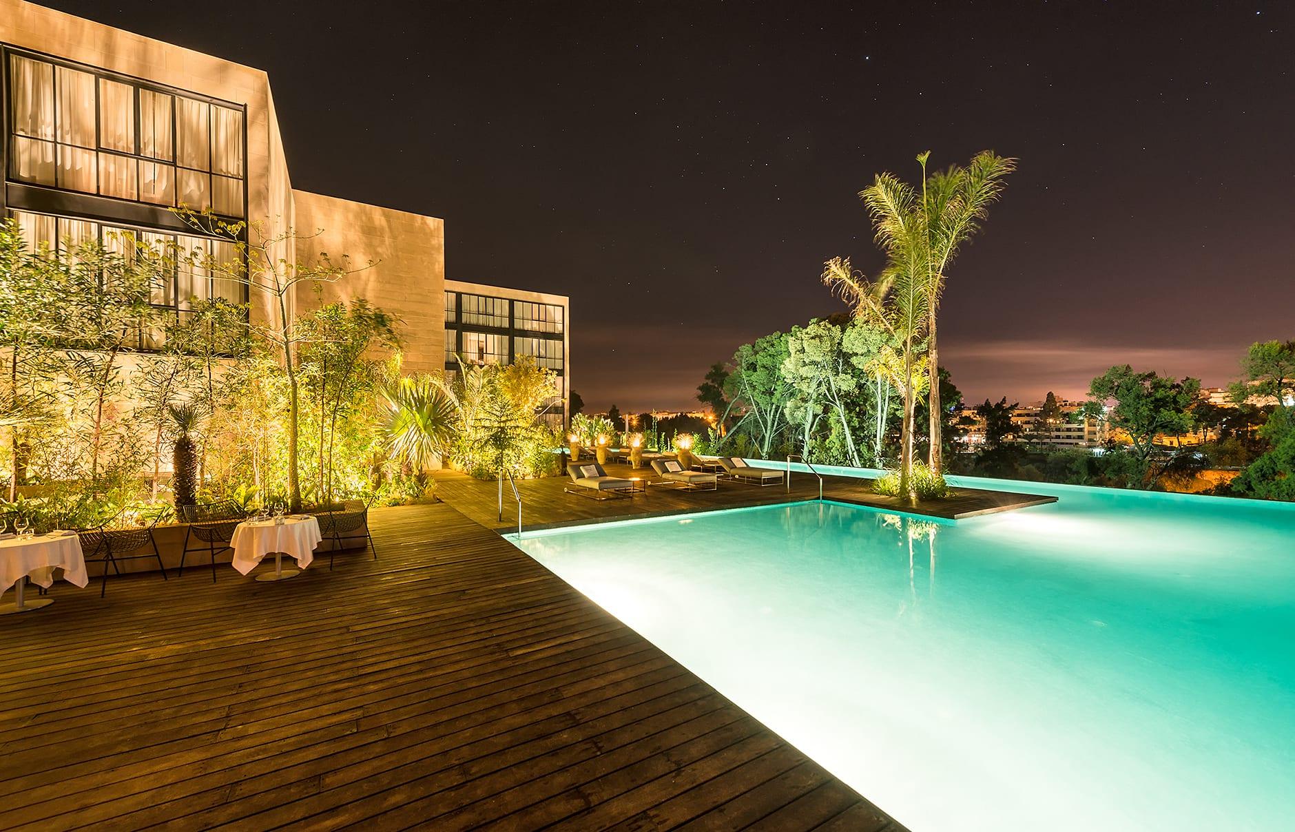 Hotel Sahrai Fez,  Morocco. © Hotel Sahrai