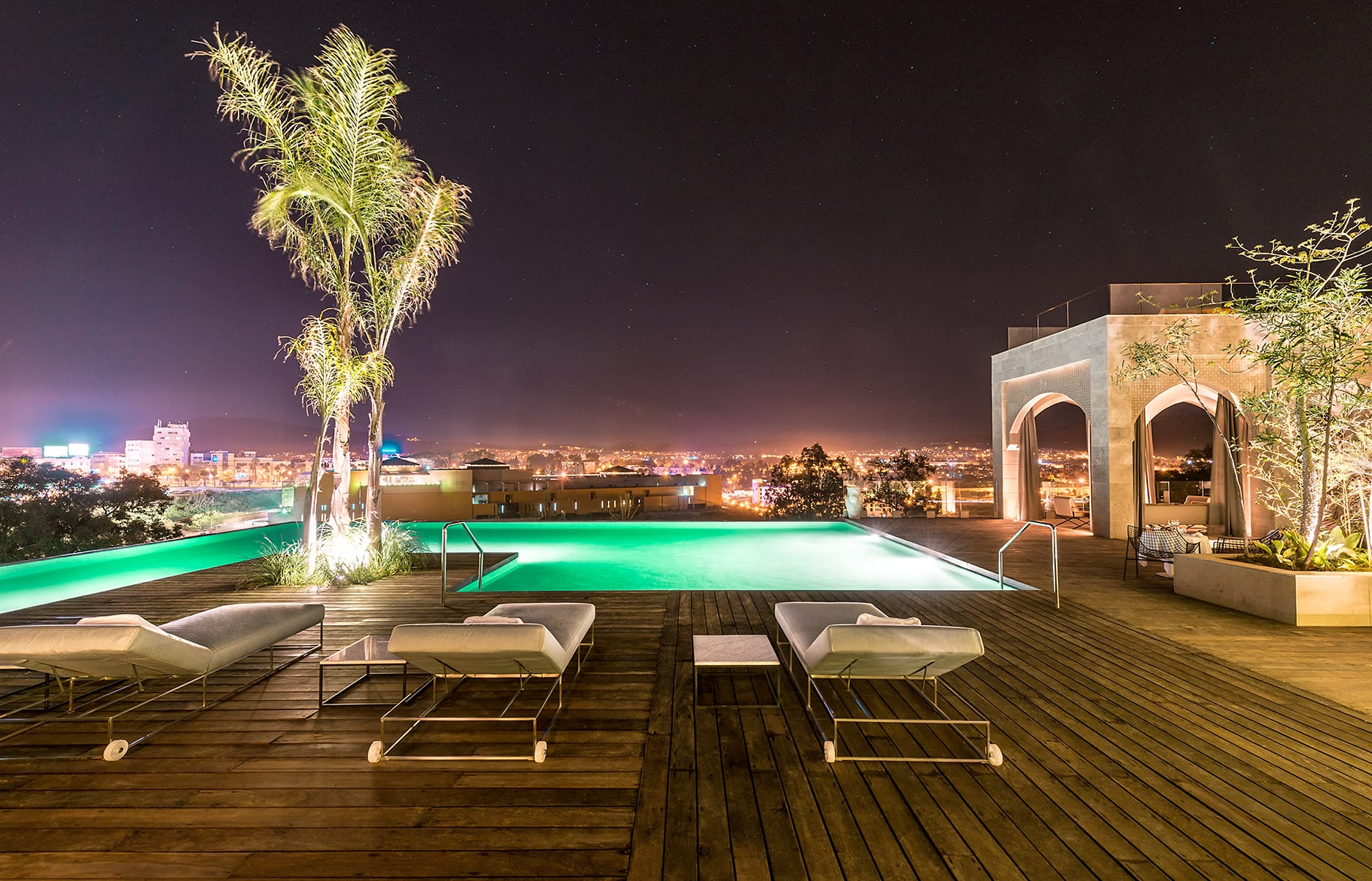 Hotel sahrai fez luxury hotels travelplusstyle for Hotel design marrakech