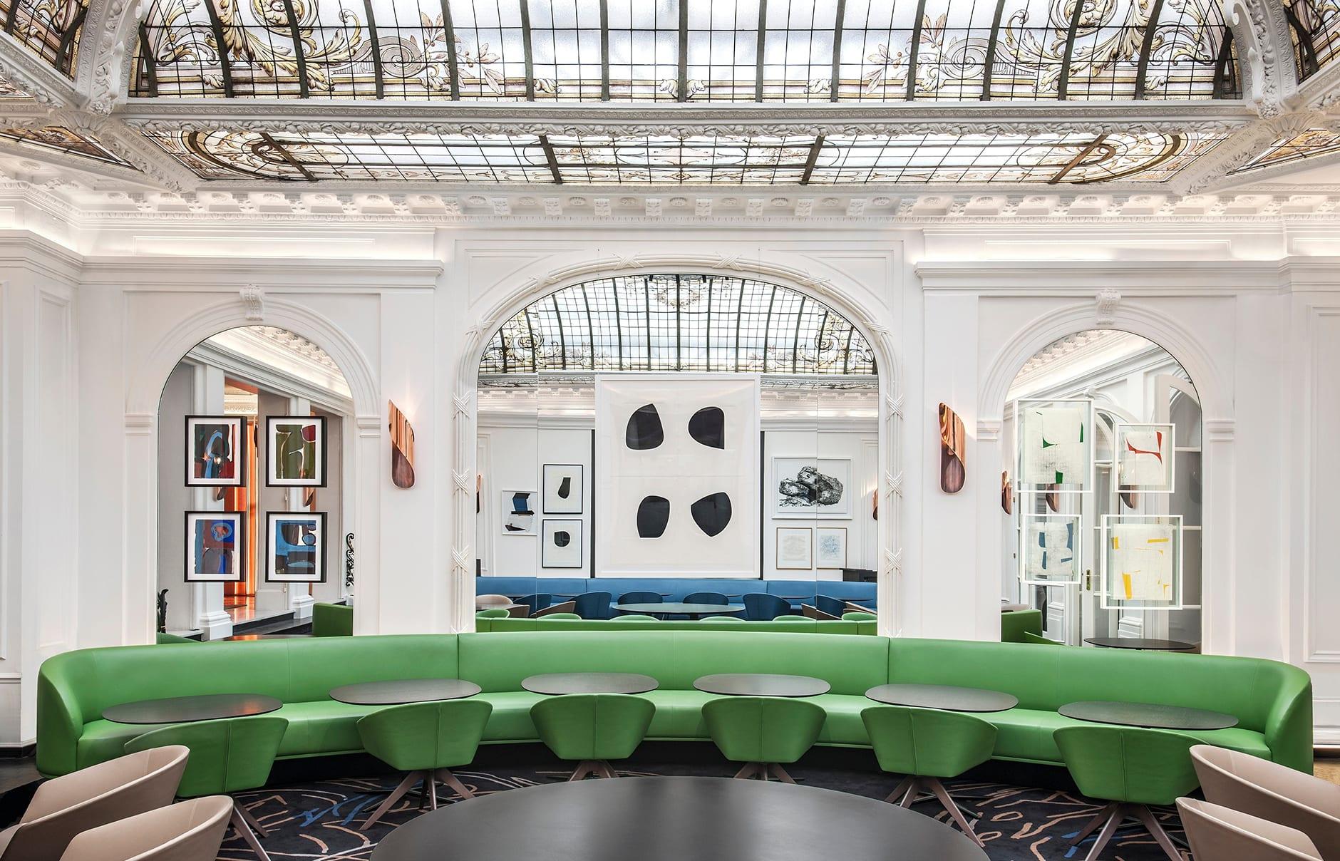 Hôtel Vernet, Paris, France. Hotel Review by TravelPlusStyle. Photo © Hôtel Vernet