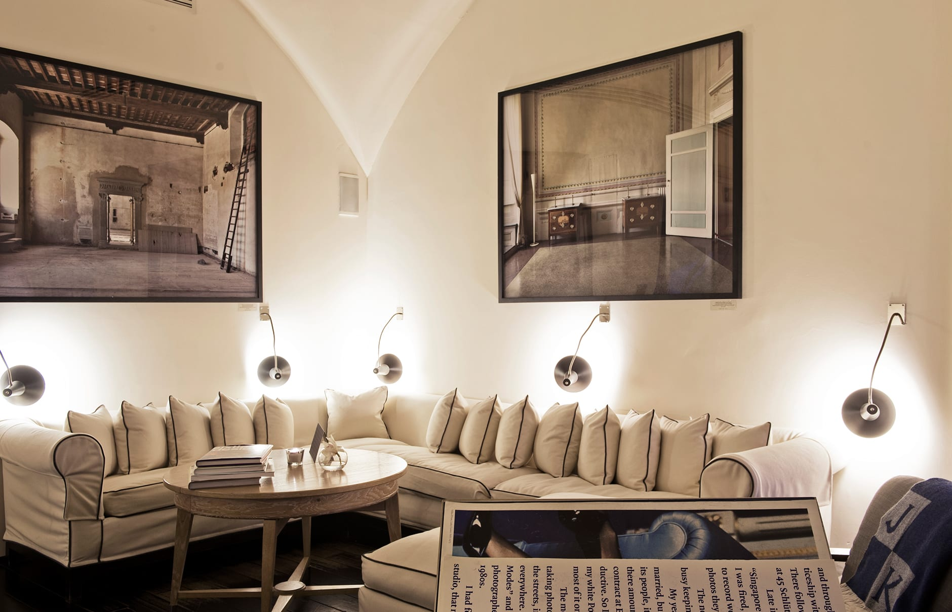 J.K. Place Firenze, Florence, Italy. Hotel Review by TravelPlusStyle. Photo © J.K. Place