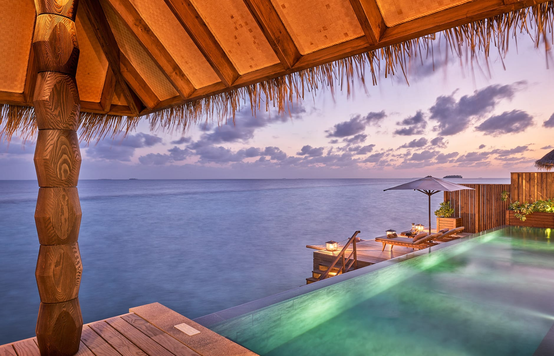 JOALI Maldives, Raa Atoll, Maldives.  Luxury Hotel Review by TravelPlusStyle. Photo © Joali