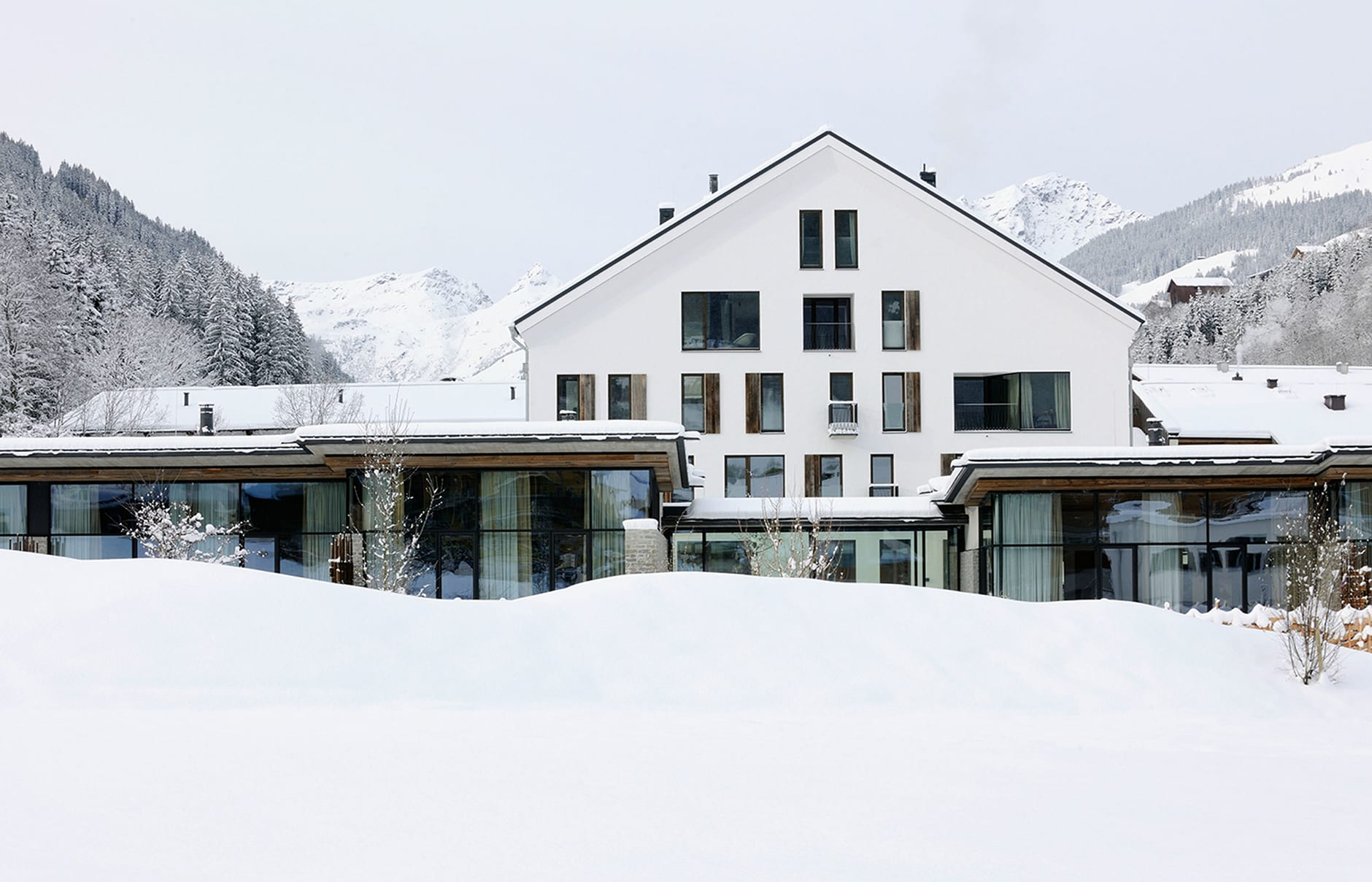 Wiesergut, Saalbach-Hinterglemm, Austria. Hotel Review by TravelPlusStyle. Photo © Wiesergut