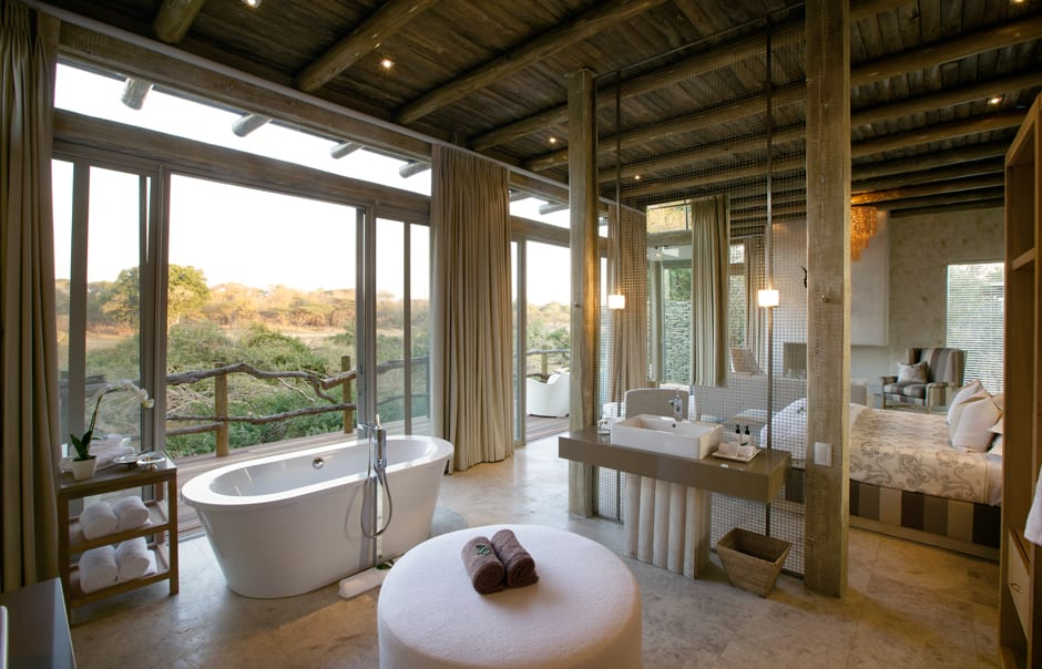 Karula Suite. Kapama Karula, South Africa. © Kapama Private Game Reserve