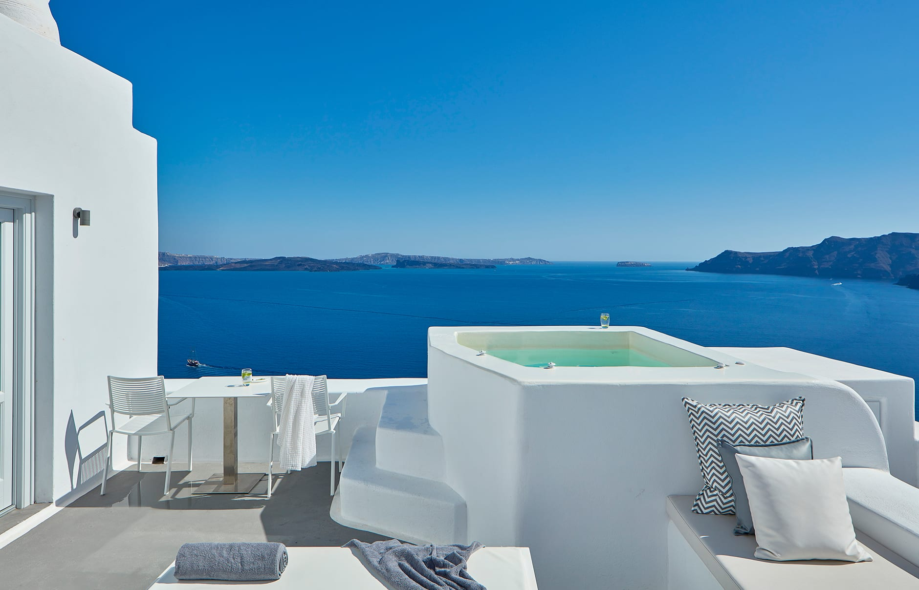 Katikies Santorini Greece Luxury Hotel Review By