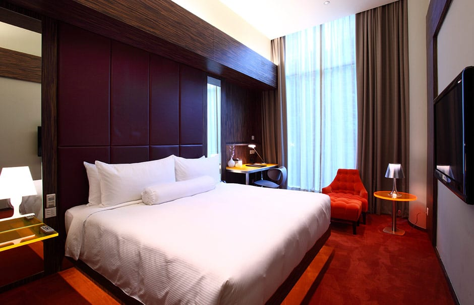 The Cosmo. Klapsons, The Boutique Hotel, Singapore. © Klapsons