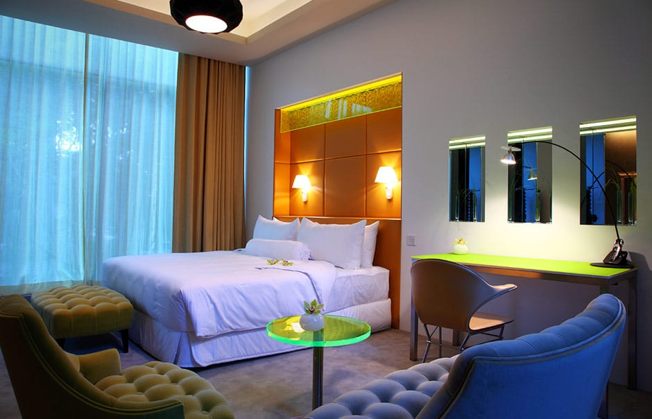 Klapsons the boutique hotel luxury hotels travelplusstyle for Top boutique hotels in singapore