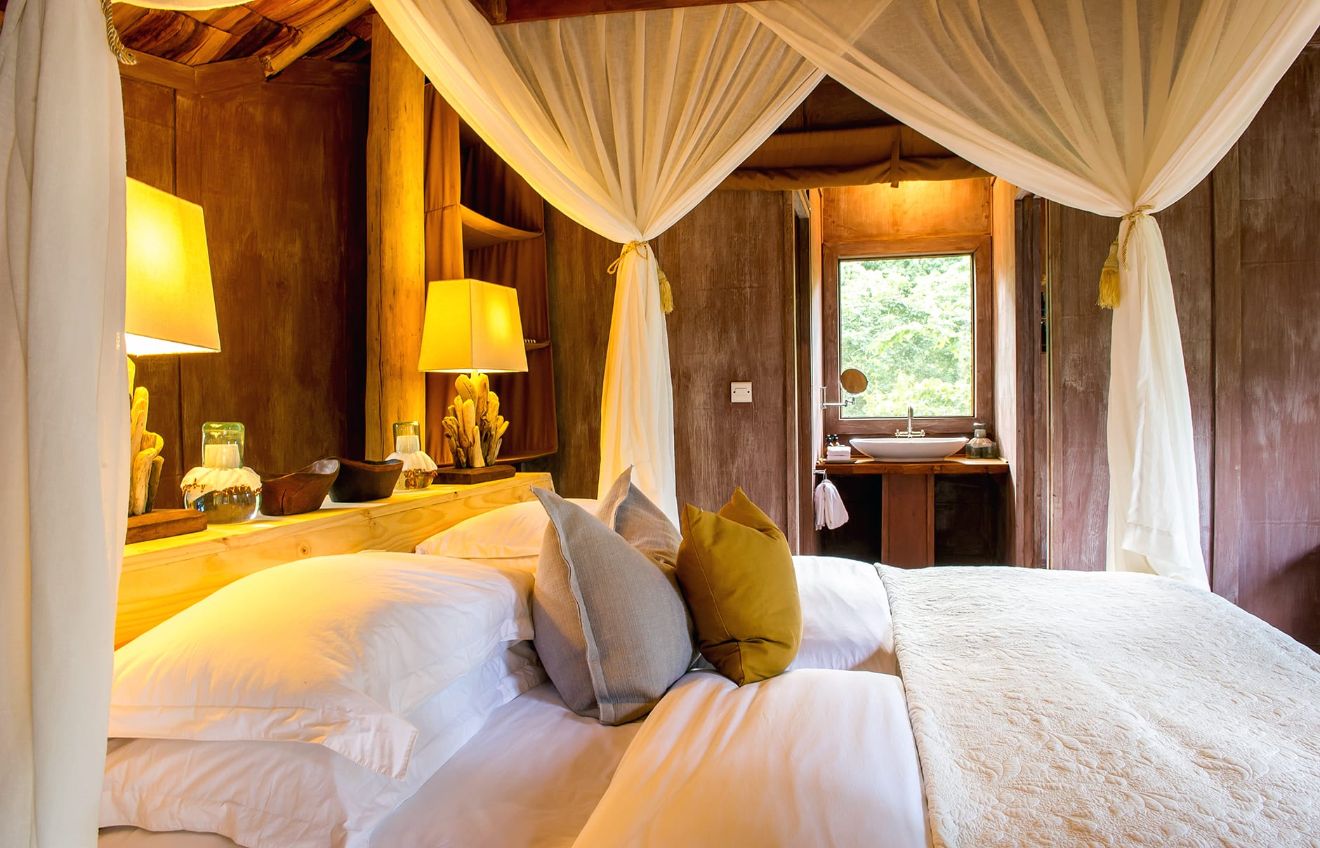 andBeyond Lake Manyara Tree Lodge, Tanzania. Hotel Review by TravelPlusStyle. Photo © &Beyond