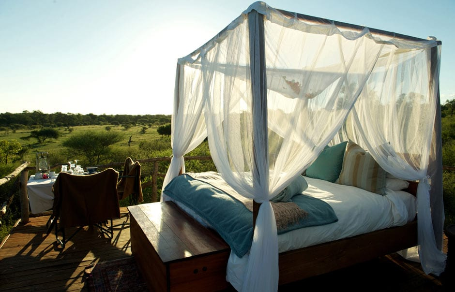 Chalkley Treehouse © Lion Sands Private Game Reserve
