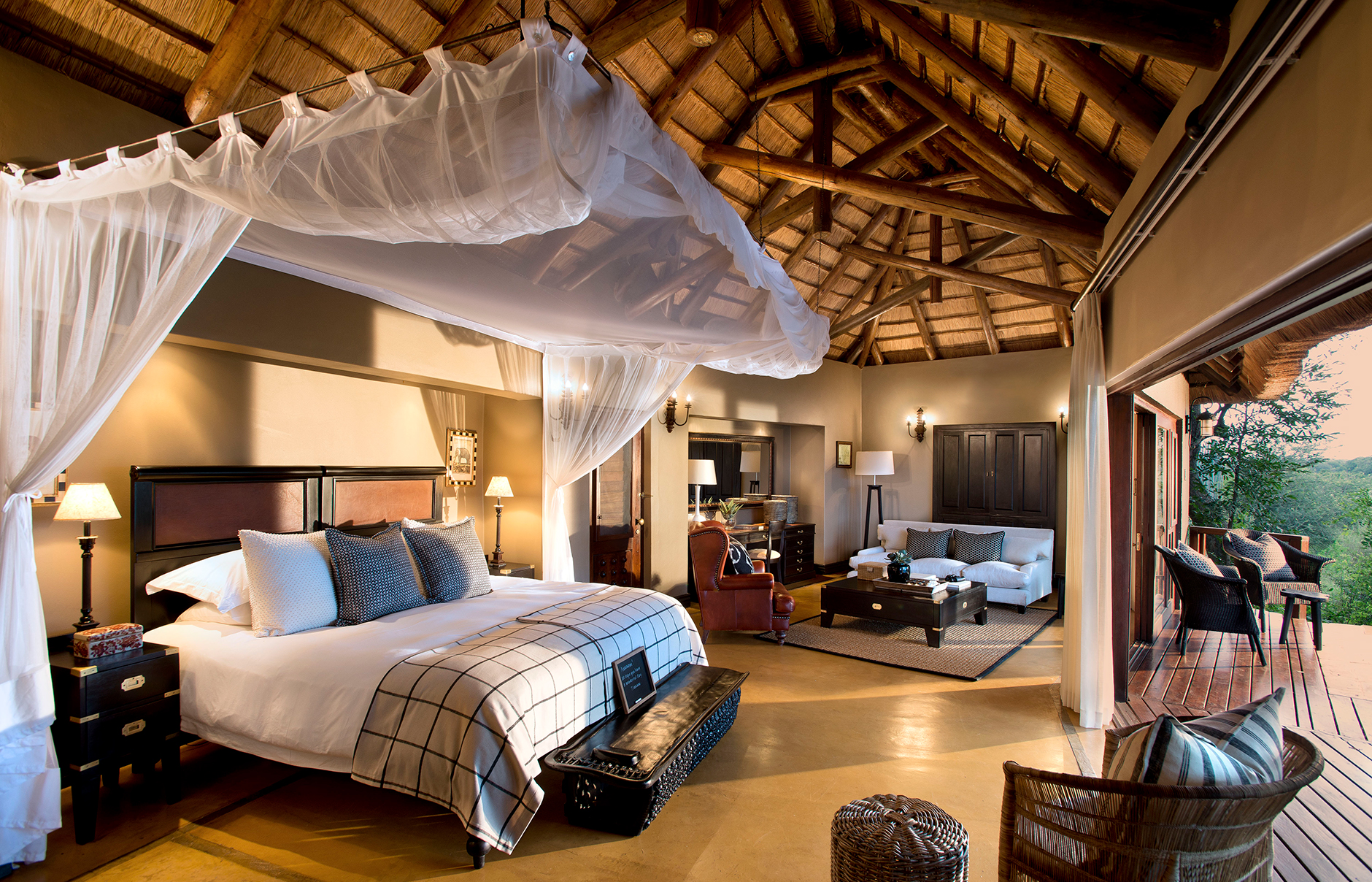 Lion Sands Game Reserve, Kruger National Park, South Africa. Hotel Review by TravelPlusStyle. Photo © Lion Sands