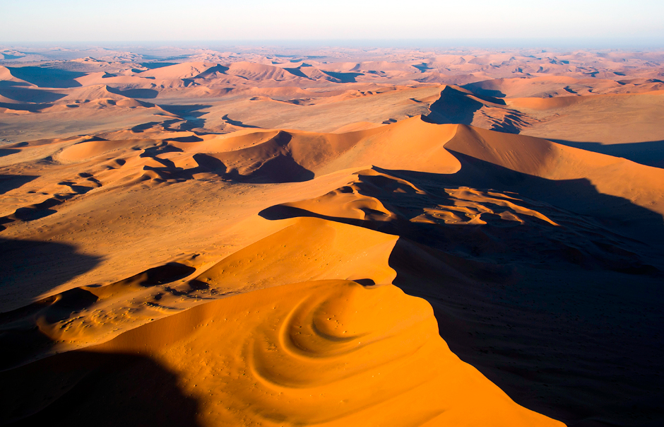 Desert Landscape, Little Kulala, Sossusvlei, Namibia. © Wilderness Safaris