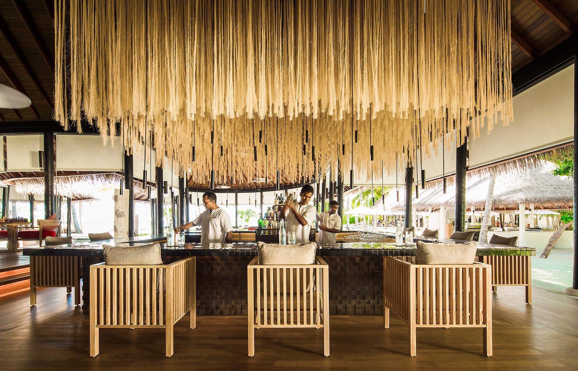 Thila Bar. Maalifushi by COMO, Maldives. © COMO Hotels & Resorts