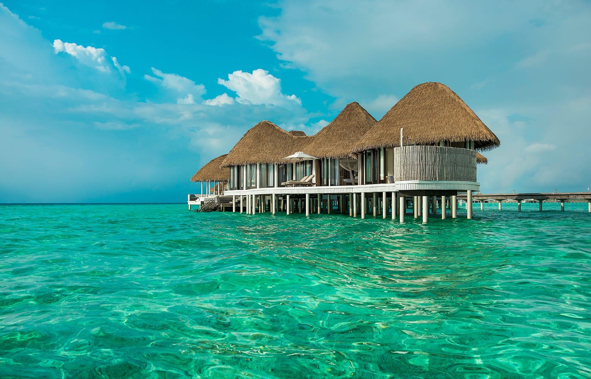 Como Villa. Maalifushi by COMO, Maldives. © COMO Hotels & Resorts