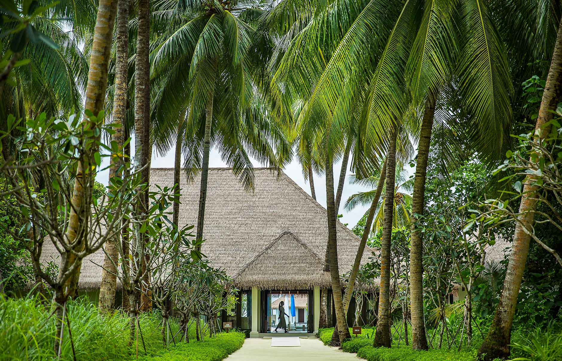Como Shambhala Spa. COMO Maalifushi, Maldives. Hotel Review by TravelPlusStyle. Photo © COMO Hotels & Resorts