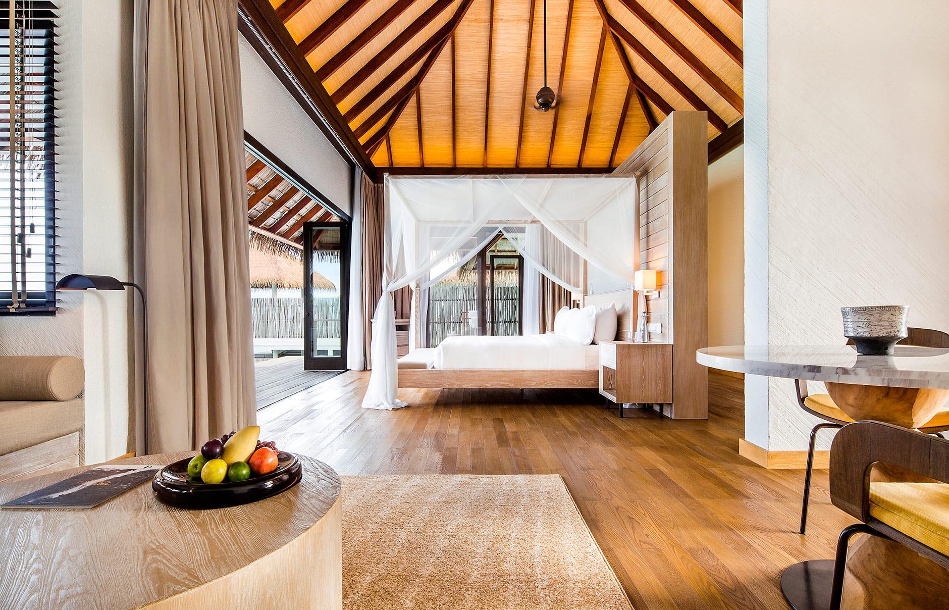 Water Suite. Maalifushi by COMO, Maldives. © COMO Hotels & Resorts
