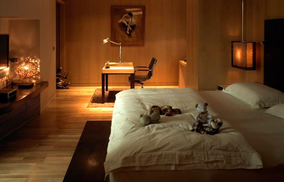 Corner 63- premium room © Maduzi Hotel Bangkok