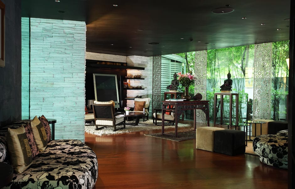 Lounge © Maduzi Hotel Bangkok