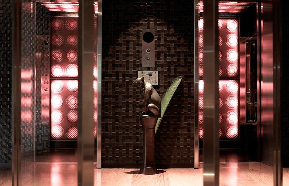 Elevator © Maduzi Hotel Bangkok