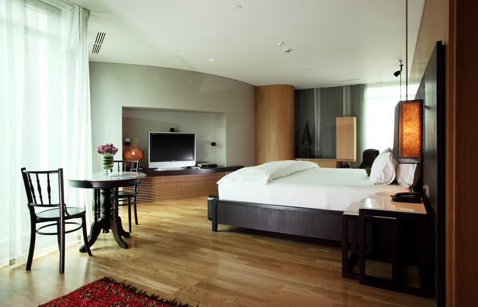 Bedroom © Maduzi Hotel Bangkok