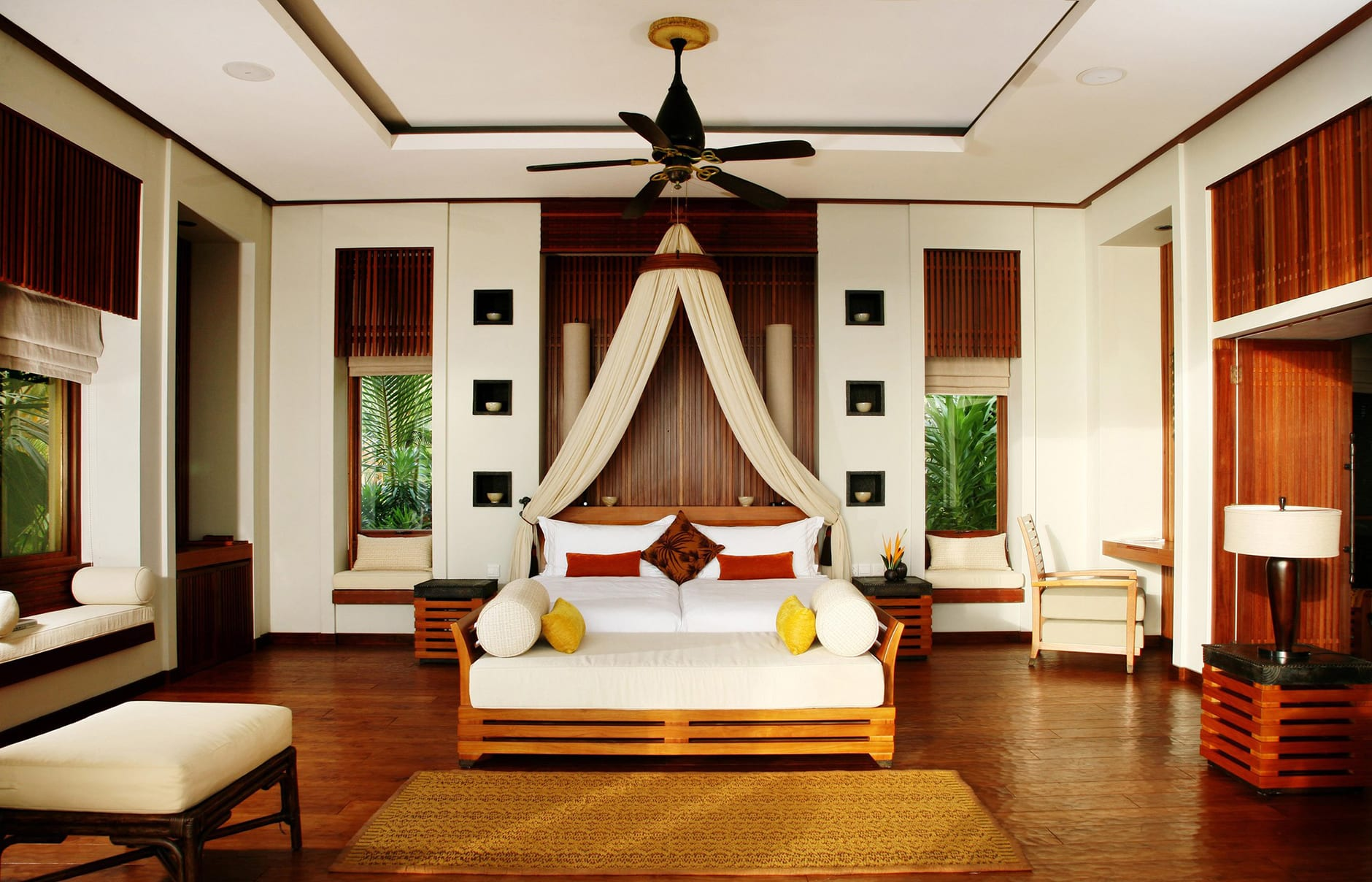 Maia Luxury Resort and Spa, Seychelles. Luxury Hotel Review by TravelPlusStyle. Photo © Maia Luxury Resort
