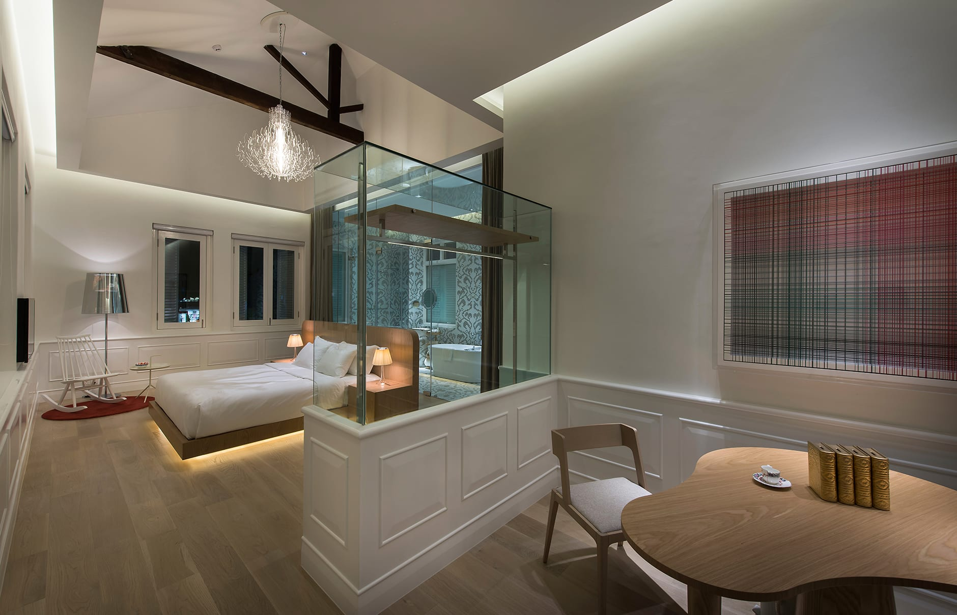 Room 7. Macalister Mansion, Georgetown, Penang, Malaysia. © Macalister Mansion
