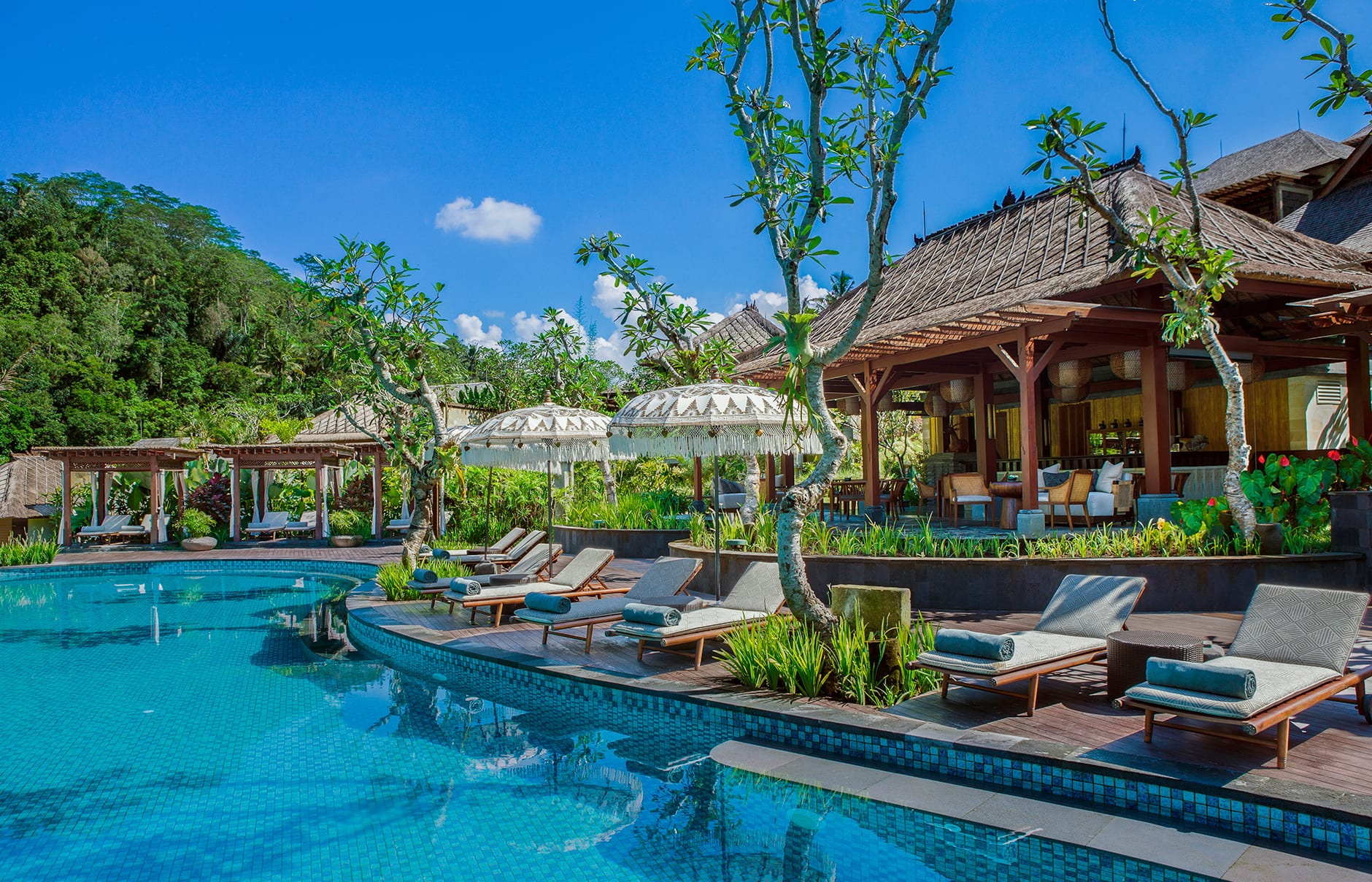 Mandapa, a Ritz-Carlton Reserve, Ubud, Bali. Luxury Hotel Review by TravelPlusStyle. Photo © The Ritz-Carlton