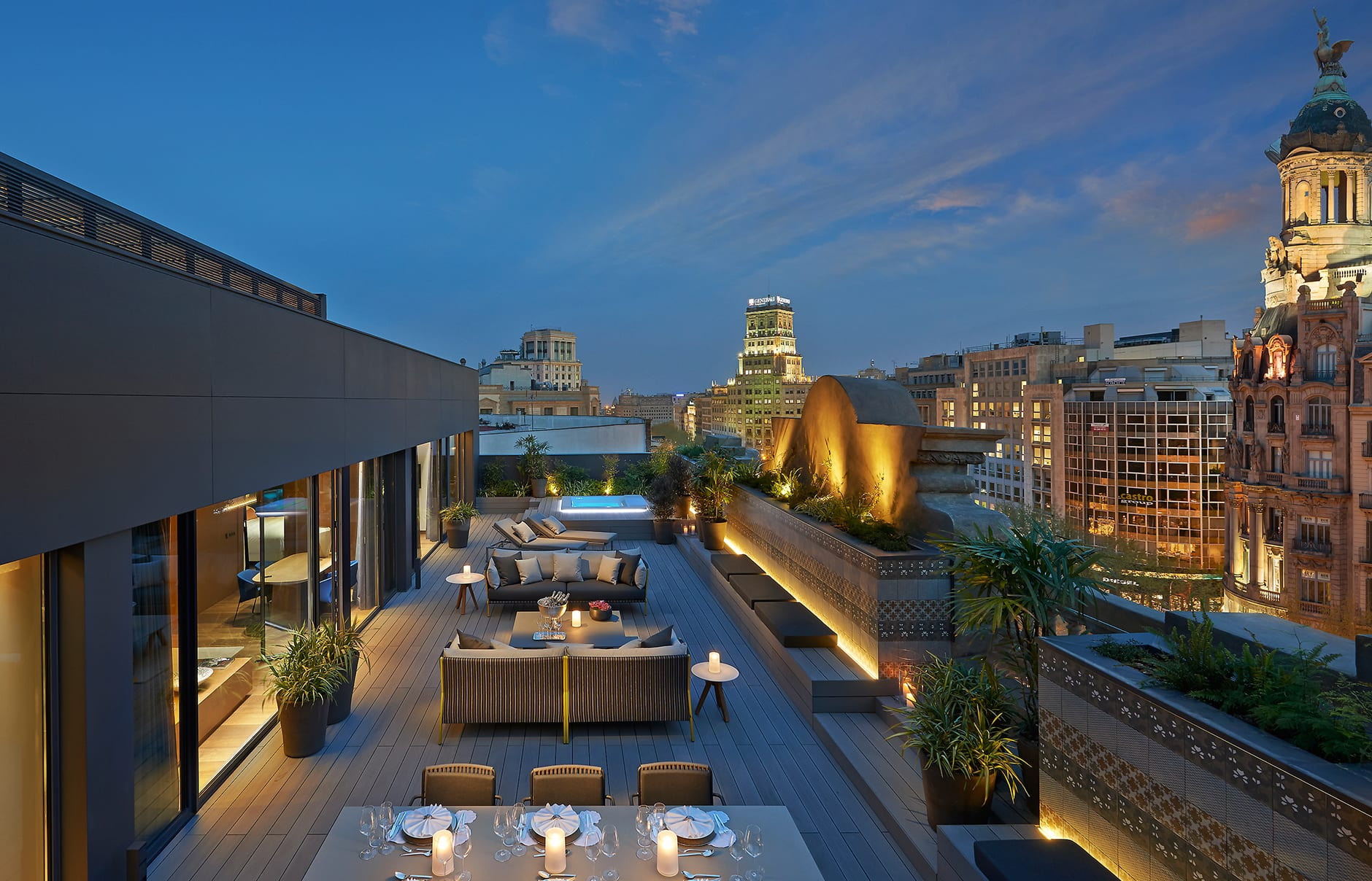 Mandarin Oriental, Barcelona, Spain. Hotel Review by TravelPlusStyle. Photo  © Mandarin Oriental Hotel Group