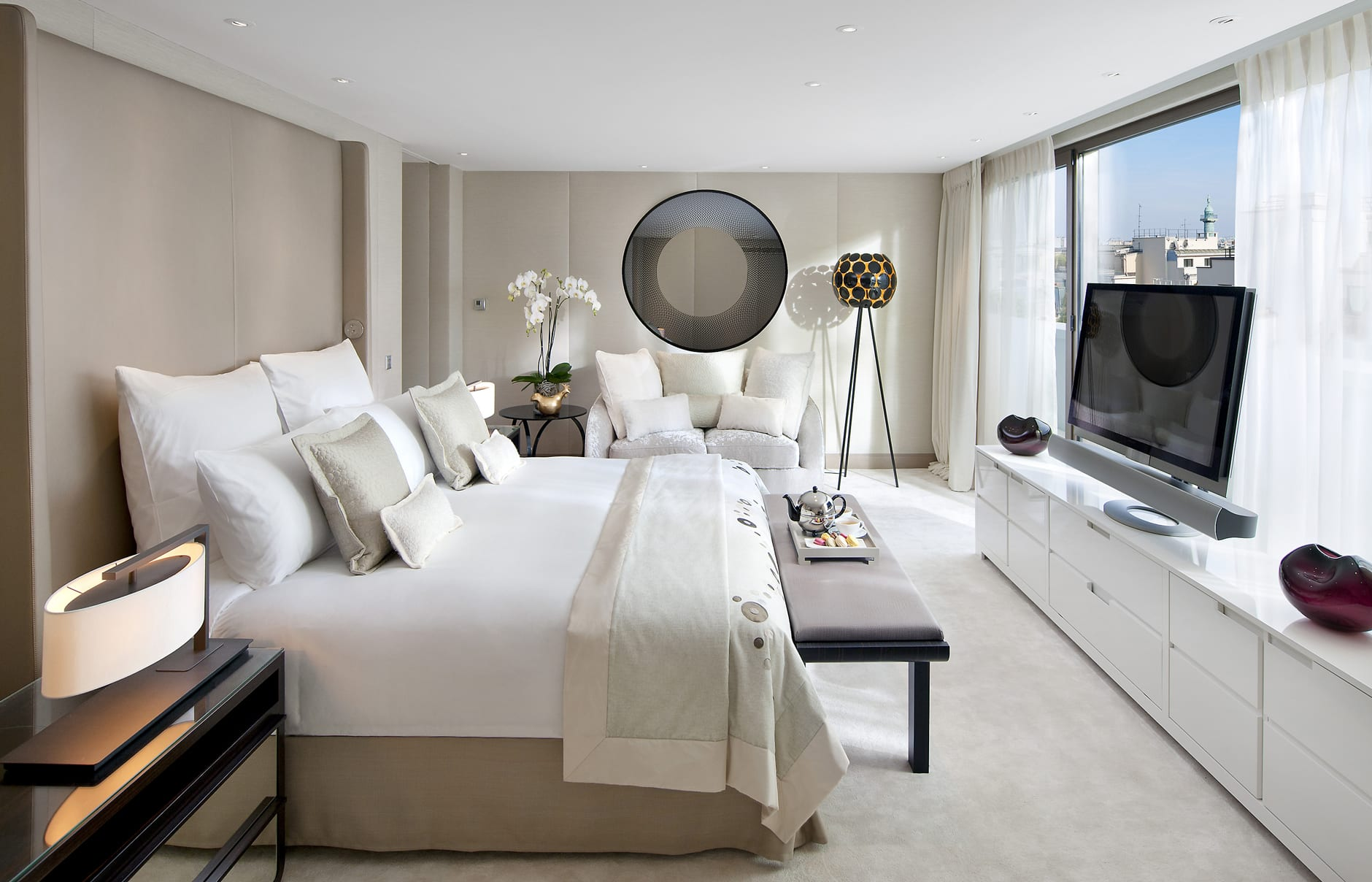 Mandarin Oriental Paris. Photo © Mandarin Oriental Hotel Group