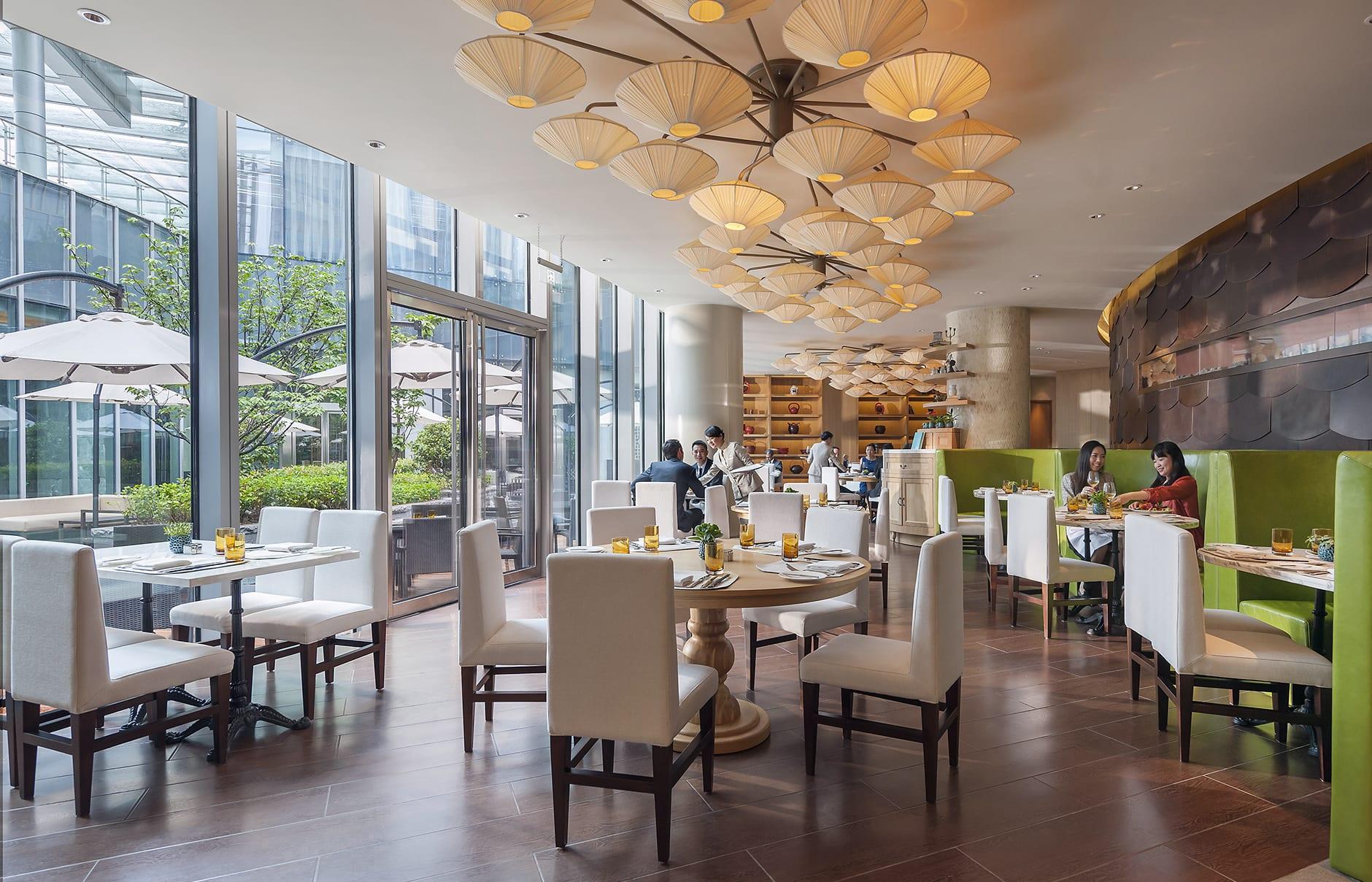 Mandarin Oriental Pudong, Shanghai, China. © Mandarin Oriental Hotel Group