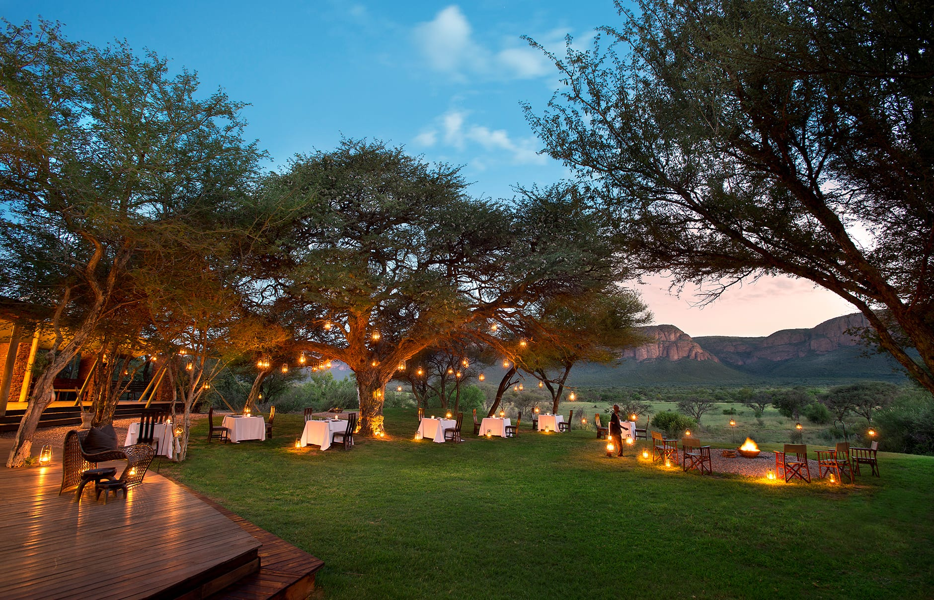 Marataba Safari Lodge, South Africa. Hotel Review by TravelPlusStyle. Photo © Marataba