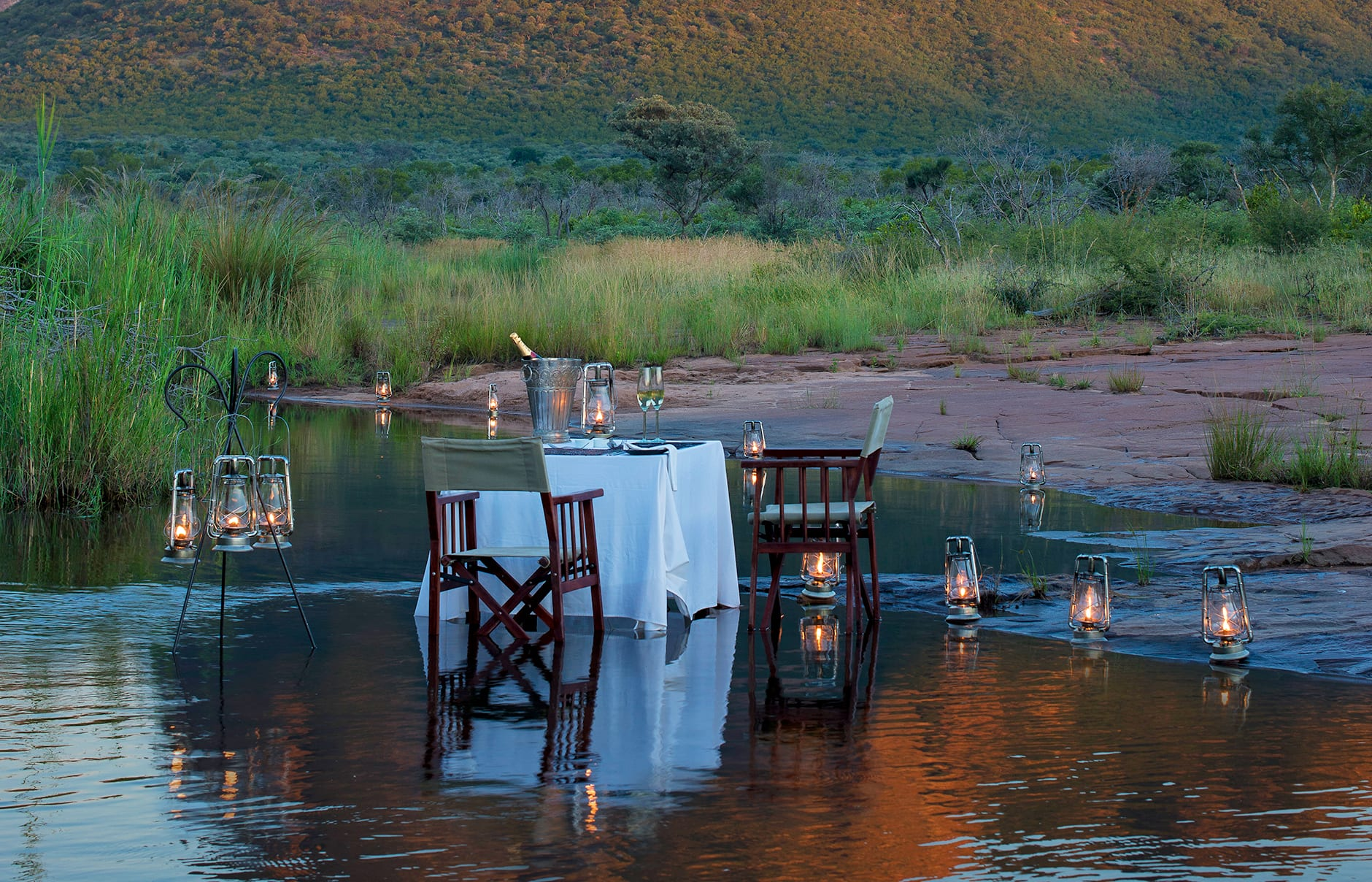 Marataba Safari Company, South Africa. © Marataba
