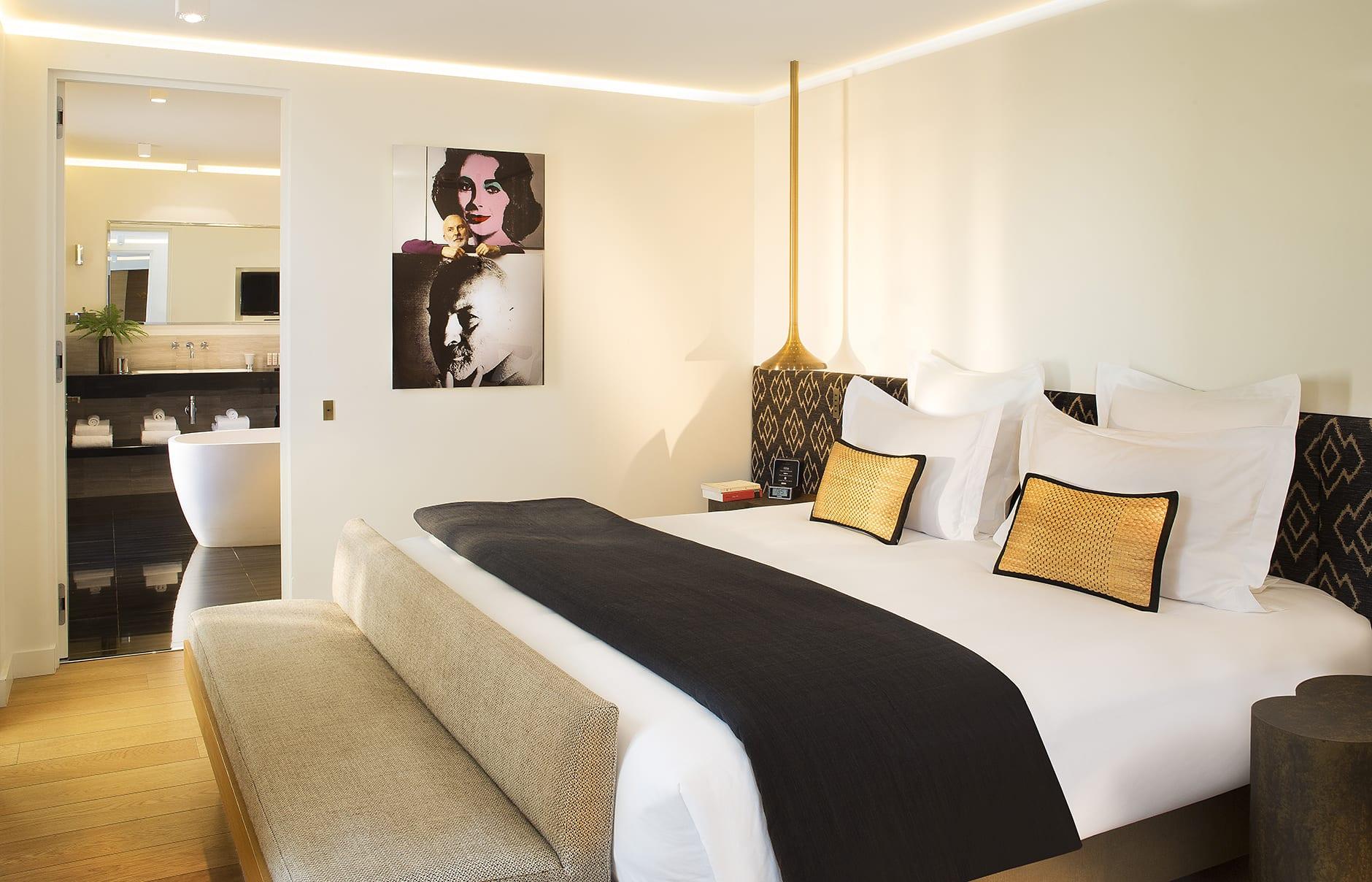 Hotel Marignan Champs-Elysées, Paris, France. Hotel Review by TravelPlusStyle. Photo © Marignan