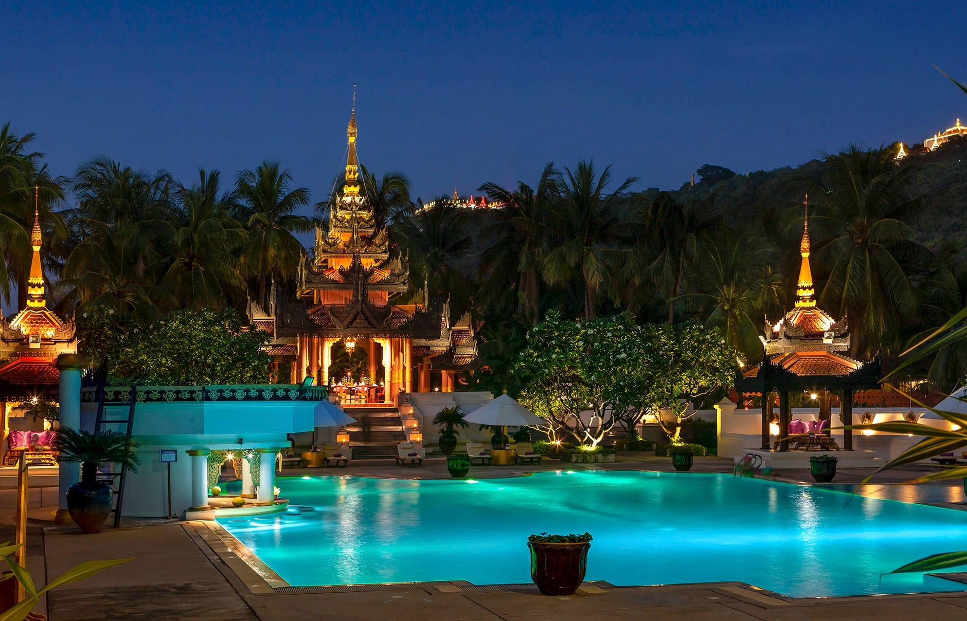 Mercure Mandalay Hill Resort, Mandalay, Myanmar. Hotel Review by TravelPlusStyle. Photo © AccorHotels