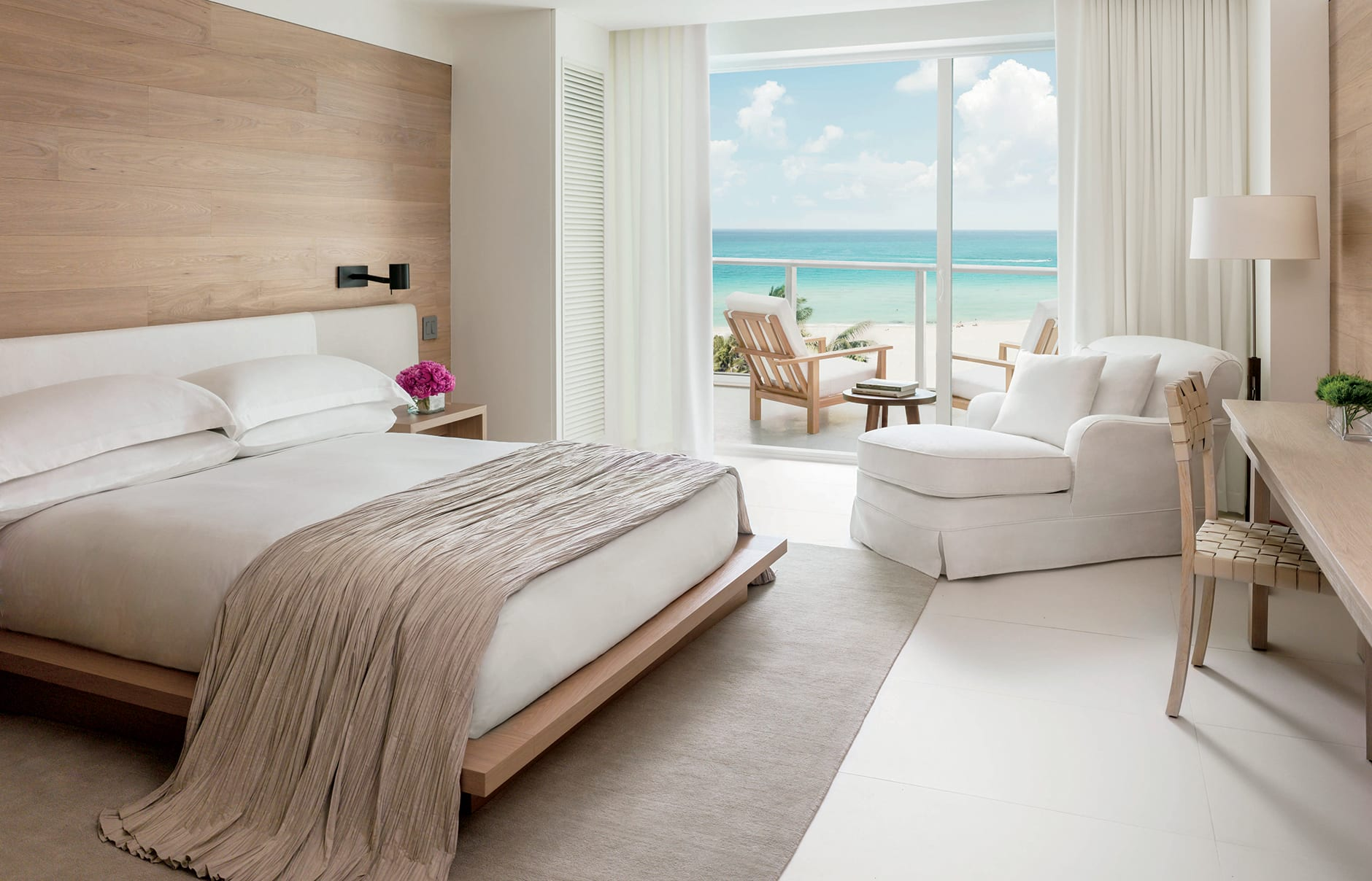 The Miami Beach EDITION, USA. Hotel Review by TravelPlusStyle. Photo © EDITION Hotels