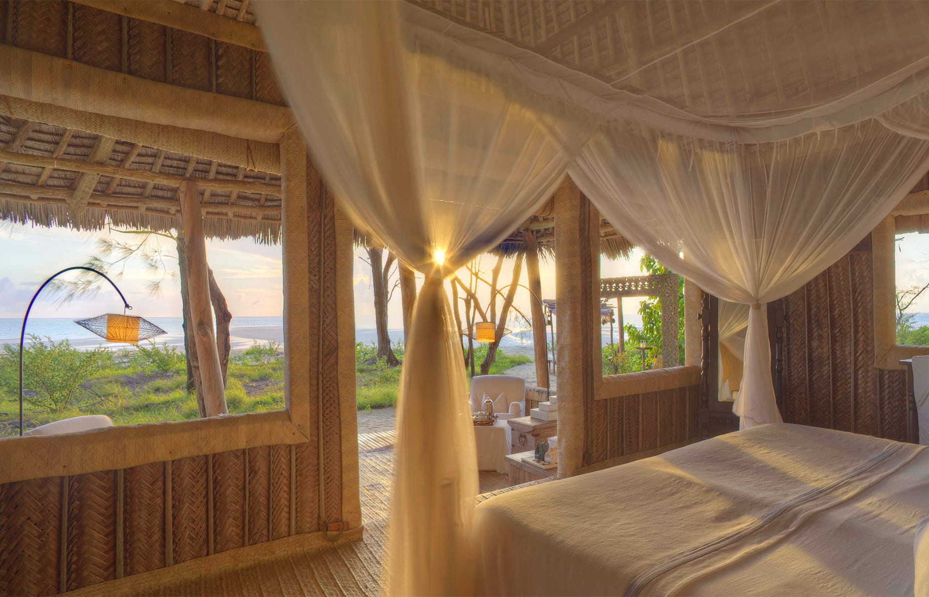 Mnemba Island Lodge, Zanzibar, Tanzania. Luxury Hotel Review by TravelPlusStyle. Photo © &Beyond
