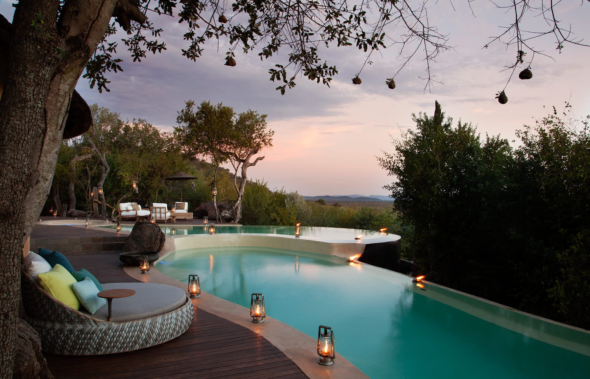 Molori Safari Lodge, South Africa. © Molori Safari Lodge