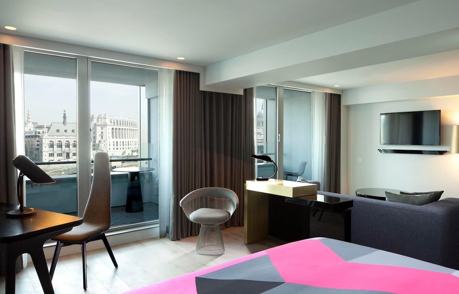 Mondrian London, United Kingdom. © Morgans Hotel Group