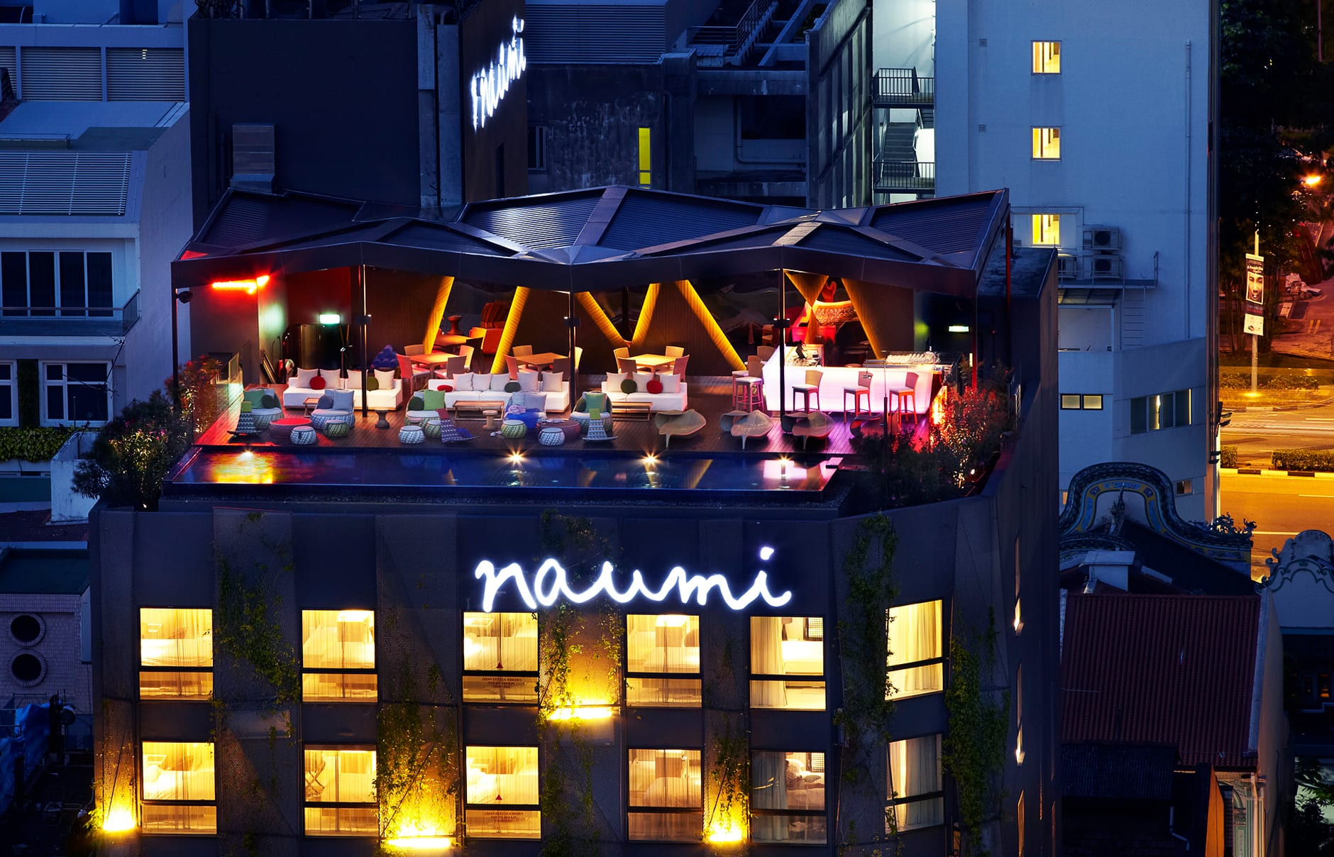 Naumi Hotel, Singapore, Singapore. Hotel Review by TravelPlusStyle. Photo © Naumi Hotels
