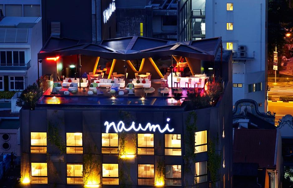 Naumi, Singapore. © Naumi
