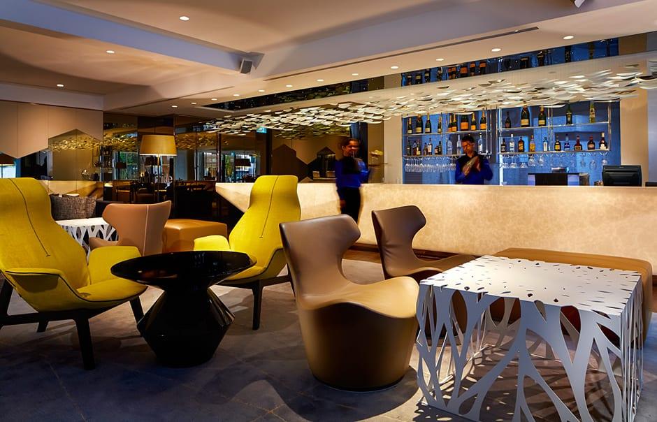 Table Restaurant & Bar. Naumi, Singapore. © Naumi